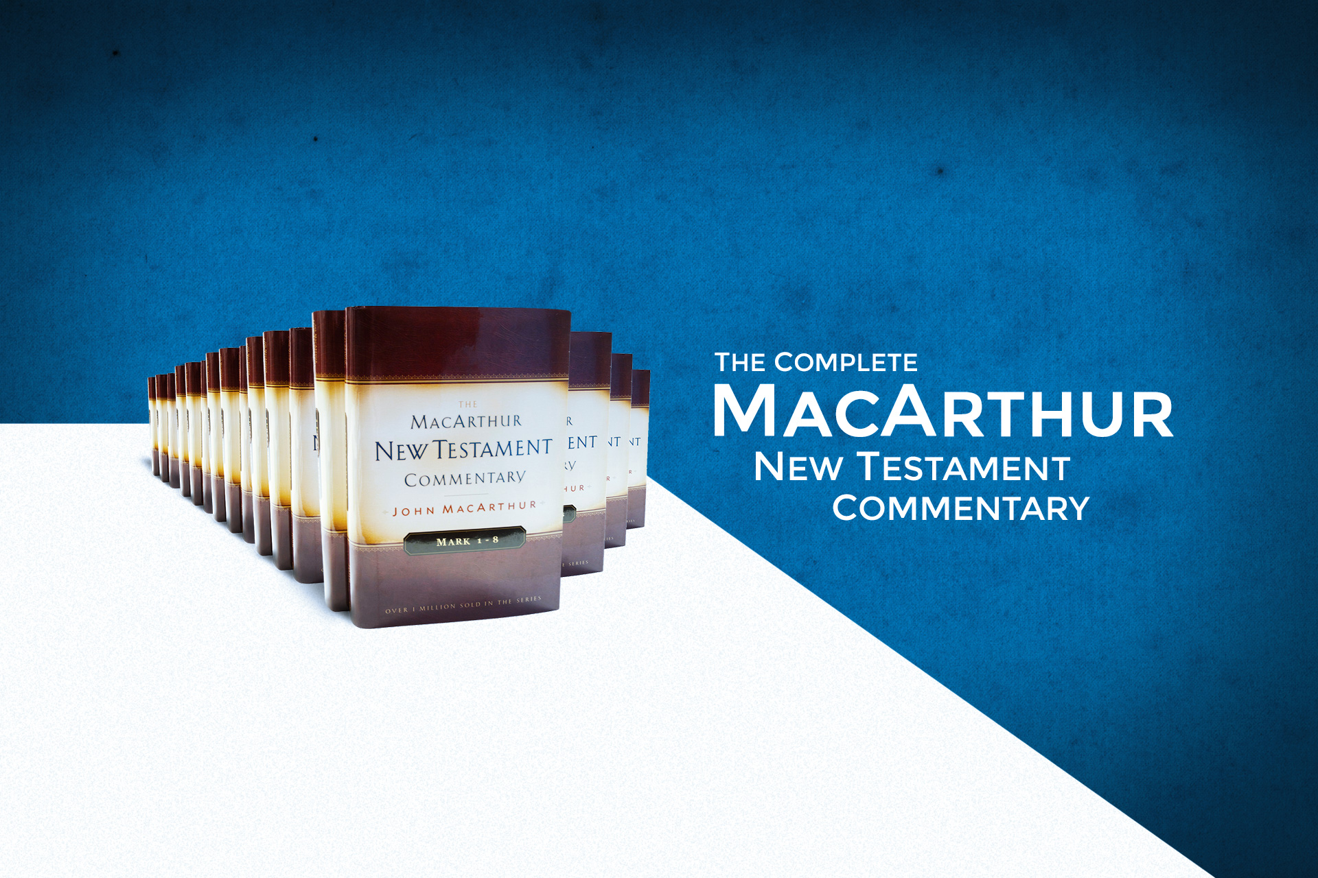 The MacArthur New Testament Commentaries