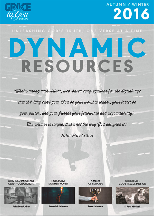Dynamic Resource Magazine Autumn-Winter 2016