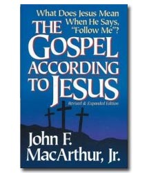 Click Here to purchase The Gospel According to Jesus