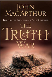 Truth War Cover