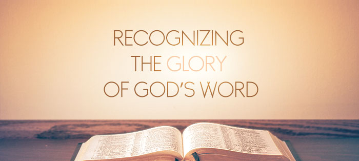 Blog<strong>Recognizing the Glory <br>of God