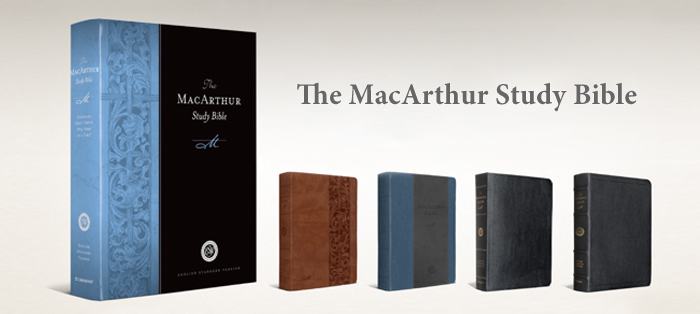 Bibles<strong>The MacArthur Study Bible</strong>
