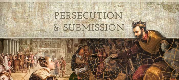 blog<strong>Persecution & Submission</strong>