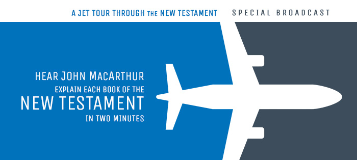 Special Broadcast<strong>Take a New Testament Jet Tour</strong>