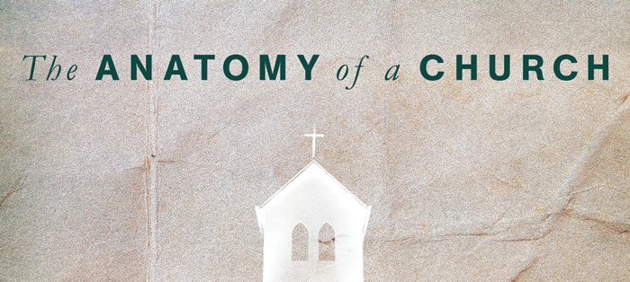 On the Radio<strong>The Anatomy of a Church</strong>
