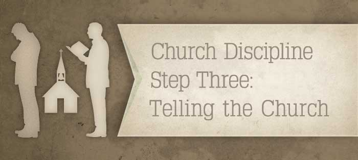 Blog<strong>Exposing Sin Before the Church</strong>