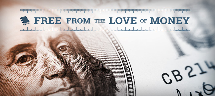 Blog<strong>Free From the Love of Money</strong>