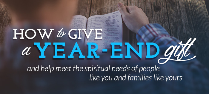 Year-End Giving<strong>How to Give a Year-End Gift</strong>