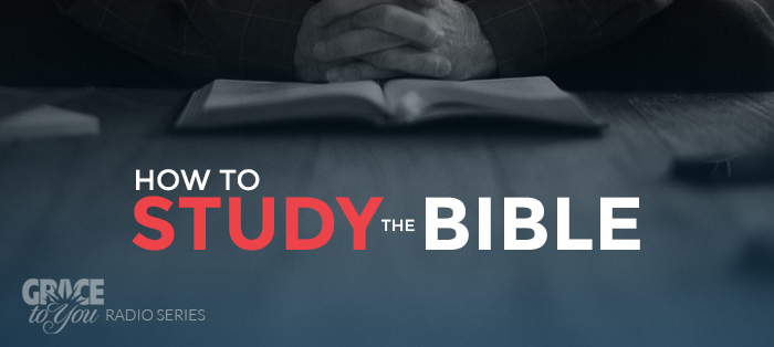 On the Radio<strong>How to Study the Bible</strong>