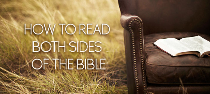 Blog<strong>Reading the Bible</strong>