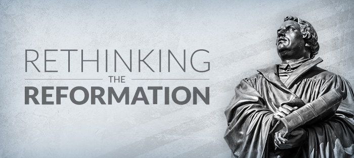 Blog<strong>Rethinking the Reformation</strong>