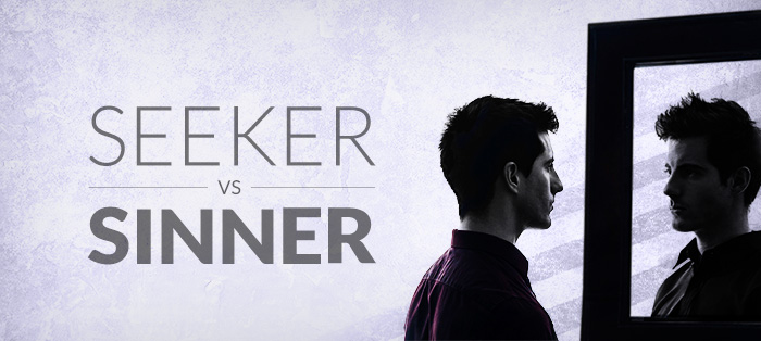 Blog<strong>Seeker vs. Sinner</strong>