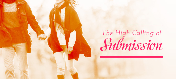 Blog<strong>The High Calling of Submission</strong>