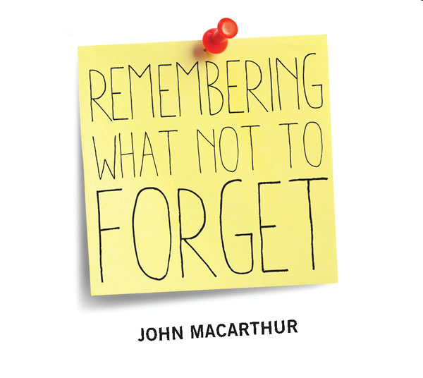 Remembering What Not to Forget