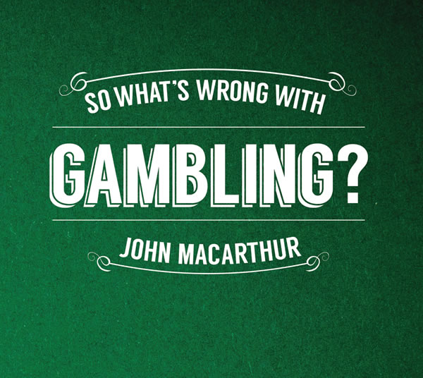 So What's Wrong with Gambling?