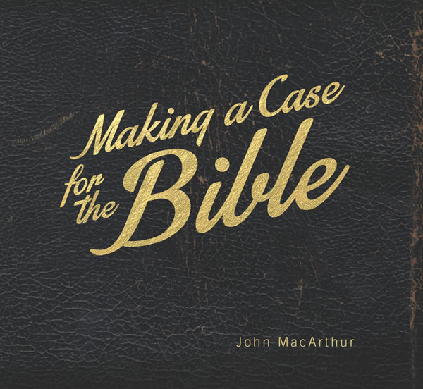 Making a Case for the Bible