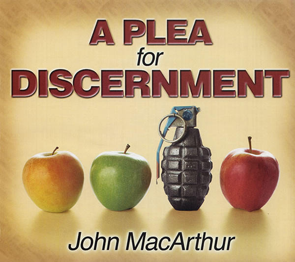 A Plea for Discernment