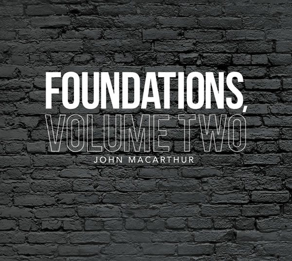Foundations, Volume Two