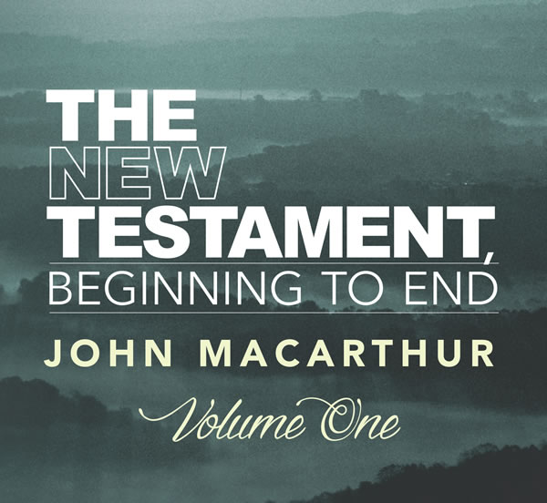 The New Testament, Beginning to End