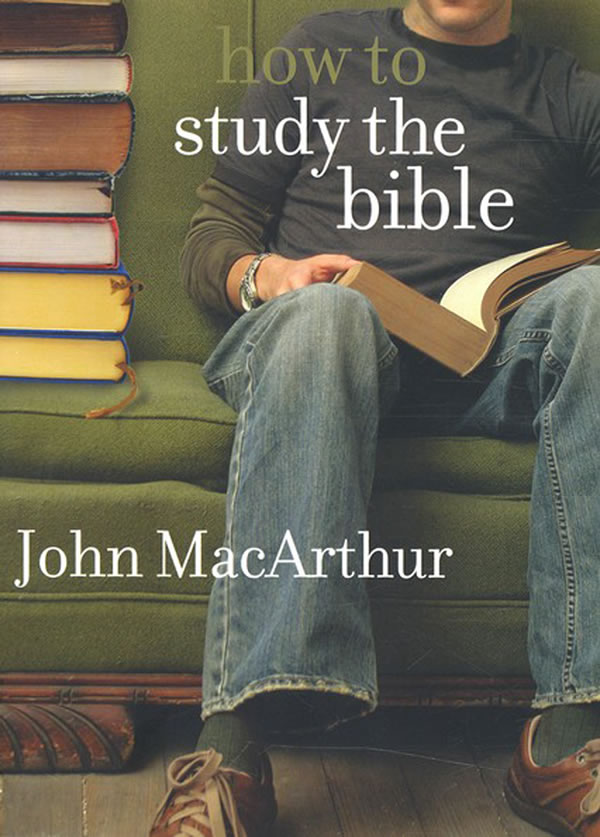 How to Study the Bible (Softcover)