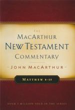 Matthew 8-15 Commentary (Hardcover)
