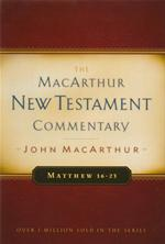 Matthew 16-23 Commentary (Hardcover)