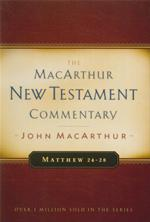 Matthew 24-28 Commentary (Hardcover)