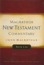 Acts 1-12 Commentary (Hardcover)