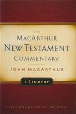 1 Timothy Commentary (Hardcover)