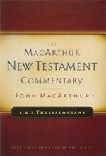 1 & 2 Thessalonians Commentary (Hardcover)