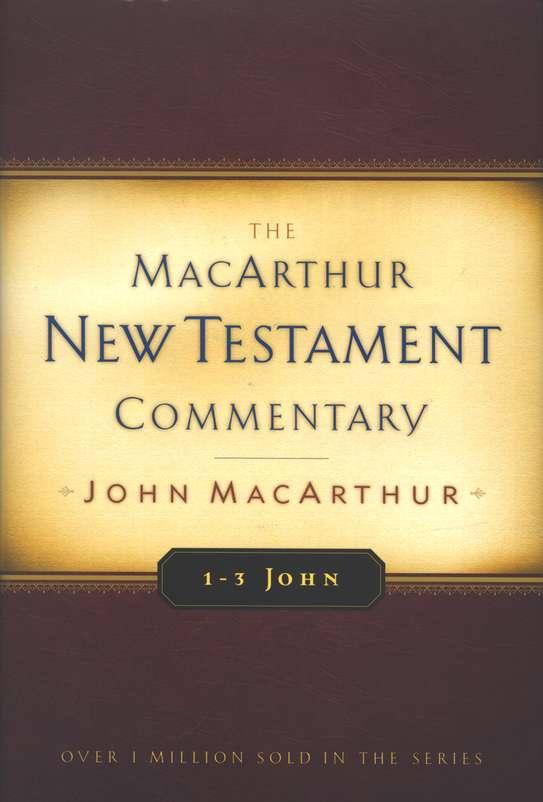 1-3 John Commentary (Hardcover)