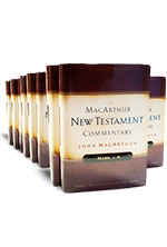 The MacArthur New Testament Complete 33-Volume Commentary Set (Hardcover)
