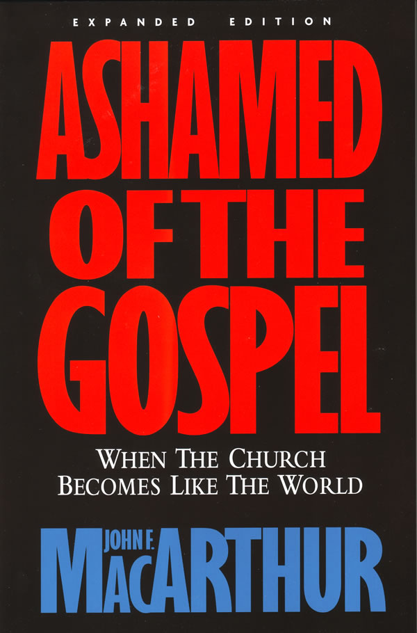 Ashamed of the Gospel