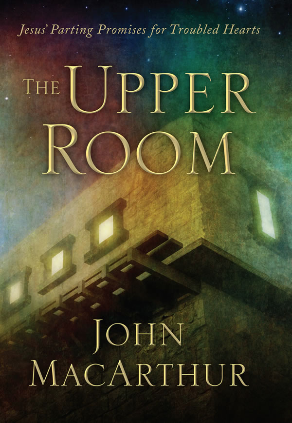 The Upper Room: Jesus