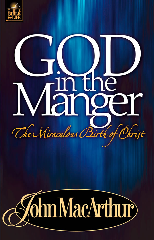 God in the Manger (Softcover)