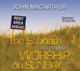 The Sabbath, and Why We Worship on Sunday (DVD series)