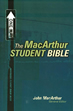 The MacArthur Student Bible (Hardcover)