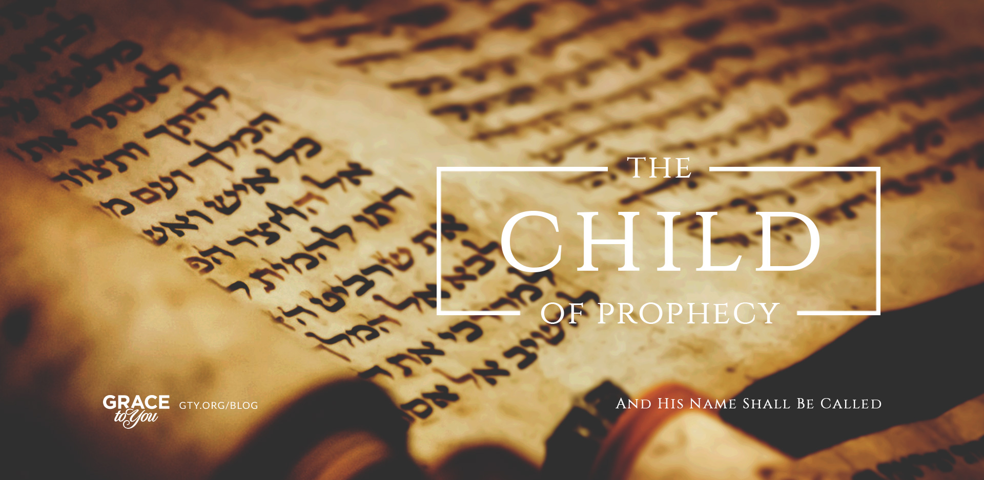 The Child of Prophecy