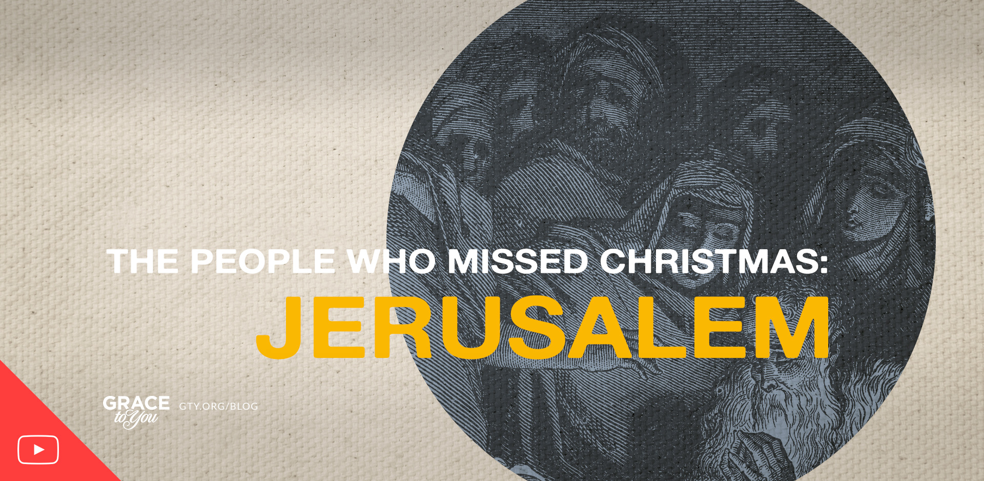 The People Who Missed Christmas: Jerusalem
