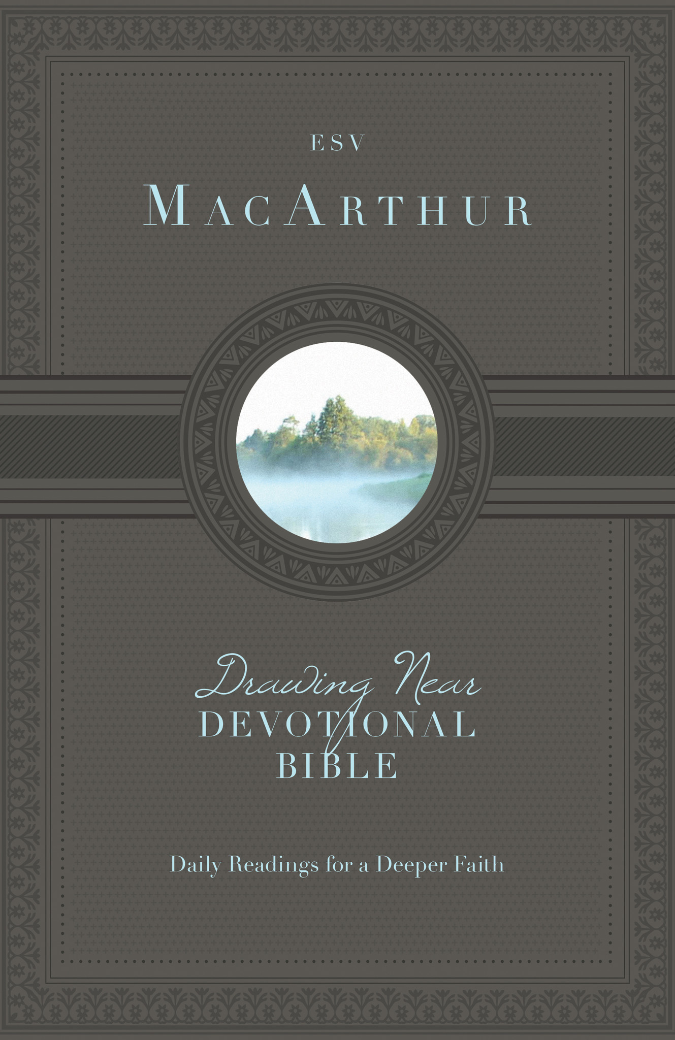 Drawing Near Devotional Bible