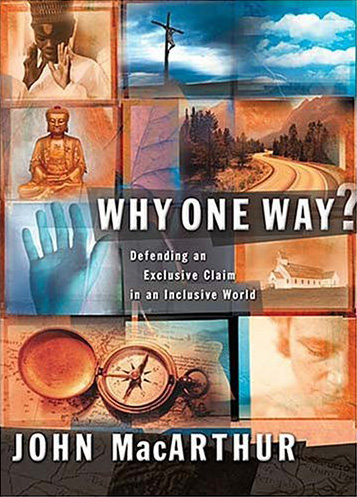 FREE Copy of Why One Way? Book...