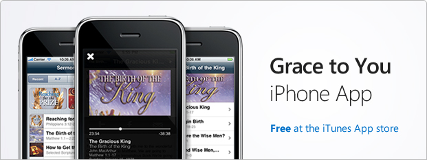 Previous post: Grace to You iPhone App