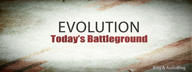 Previous post: Evolution: Today's Battleground