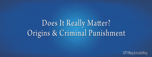 Does It Really Matter? Origins and Criminal Punishment