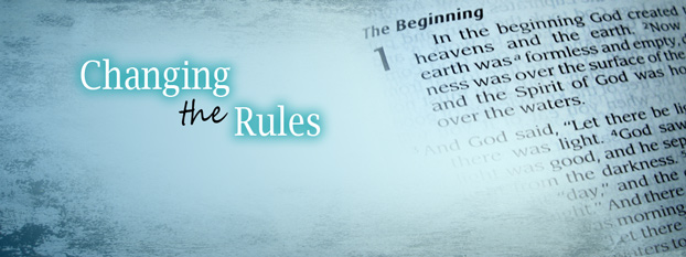 Next post: Changing the Rules