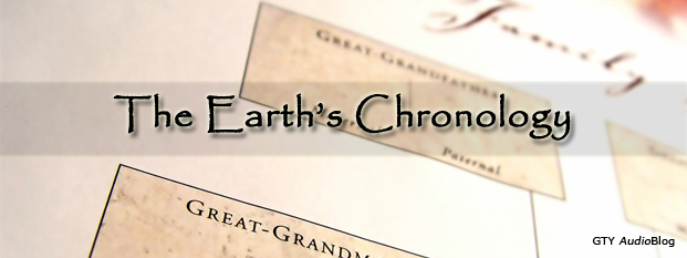 Next post: The Earth's Chronology