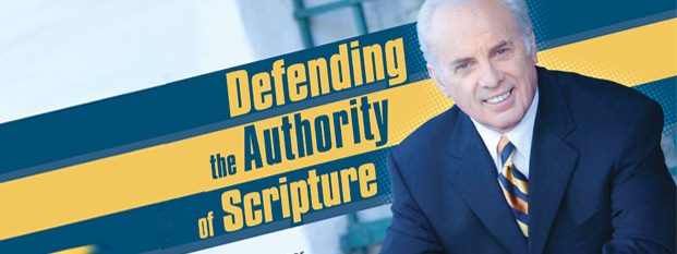 Next post: Defending the Authority of Scripture