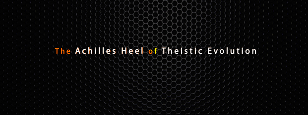 Next post: The Achilles Heel of Theistic Evolution