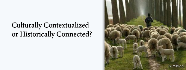 Next post: Culturally Contextualized or Historically Connected?