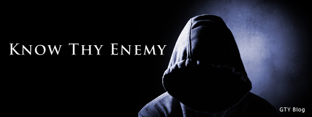 Next post: Know Thy Enemy